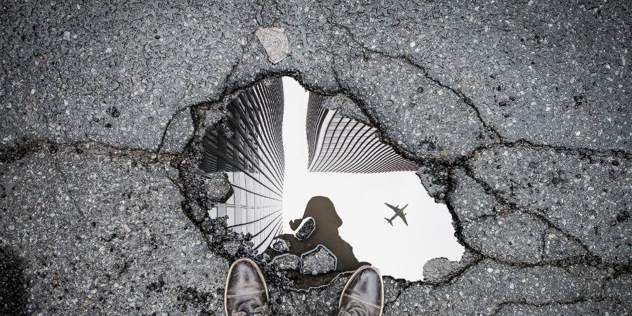 Car Squeaking - Pothole