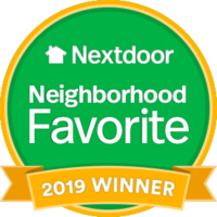 Nextdoor Neighborhood Favorite Badge